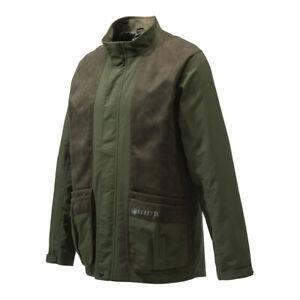 Beretta GT711 Teal Sporting Shooting Waterproof Jacket Green