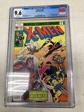 Marvel Comics XMen 104 CGC Graded 9.6