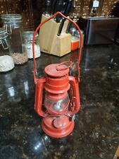 Vintage Winged Wheel Lantern No. 350  with Tag
