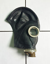 size 4 extra large XL size russian soviet black gas mask GP-5 only mask