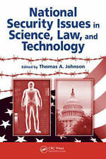 National Security Issues in Science, Law, and Technology (Forensic Science Serie