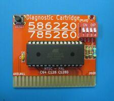 Diagnostic Cartridge Commodore 64 C64 128 rev 586220 781220 - GOLD - DELUXE