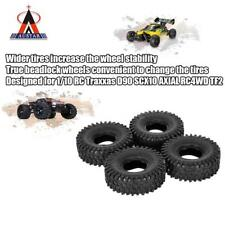 4Pcs AUSTAR AX-5020 1.9 Inch 120mm Rock Crawler Tires for 1/10 RC Car New X0J5