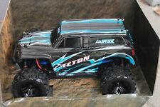 Traxxas TRX 76054-1 Black Latrax Teton 1:18 4WD Monstertruck Rtr Set New Boxed