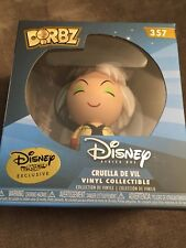 Disney Treasures Exclusive Cruella De Vil Funko Dorbz Vinyl