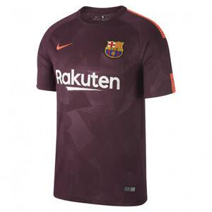 Barcelona 2017-18 third strip by Nike - boys XL (157-170cm)