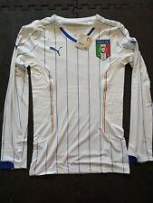 Maillot Puma Italie Italy ACTV Player Issue Trikot Shirt Jersey Maglia Camiseta