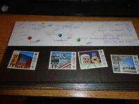 Royal Mail Mint Stamps Presentation Sets Packs 1987 1986