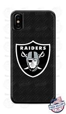 Oakland Raiders Football Logo Phone Case Cover For iPhone 11 Pro Samsung LG etc