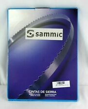 More details for sammic sh215 band blade (4 pcs) sfo 6150006 new!
