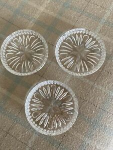 Glass Coasters / Pin Dish