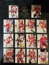 Upper Deck 1995 World Junior Championship Alumni Hockey Card Set