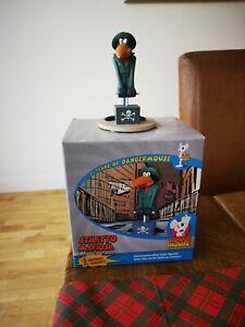 Danger Mouse 25th Anniversary  - Stiletto Mafiosa Figurine - Rare