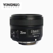 YONGNUO YN35mm F2 AF/MF Standard Prime Wide Angle Lens For Nikon Camera  Photo