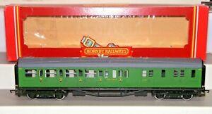 Hornby 00 Gauge R487 Southern Brake 3rd Coach Malachite Green RN.6564 Used VNMIB