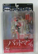 Yamato Batman Wave 1 HARLEY QUINN Action Figure DC Sealed ~ 2004