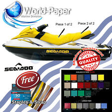 SEADOO GTX GTI LE SEAT SKIN COVER  01 02 03 04 05 06/7 ALL COLORS :)