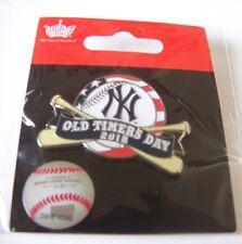 8935360fc30 2018 NY New York Yankees Old Timers Day pin Yankee Stadium