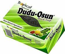 African Black Soap Dudu Osun For Eczema, Acne, Fungus Dermatitis Dark Spot 150G