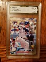 2018 Topps Cody Bellinger Rookie Cup #42 GMA 10 DODGERS MVP!