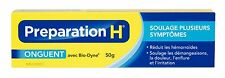 Preparation H Ointment With Bio-Dyne, 50g/1.76oz - Canadian Formula