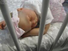 Muñeca Reborn Bountiful Baby Girl Rosa/artista dan en sunbeambabies Con Bolsa De Regalo