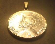 1947 LEY 0.900 26.73 GR Silver V N BALBOA   REPUBLIC OF PANAMA
