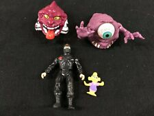 Chuck Norris Karate Kommandos plus other Toys Talespin Monsters etc.