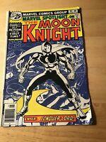 Marvel Spotlight #28, VG 4.0, 1st Moon Knight Solo Story