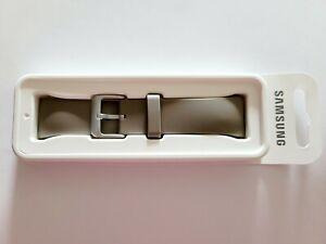 Samsung Original Gear S2 Replacement Strap Band Wristband ET-SUR72 Gray M $29