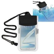 Fundas y carcasas brazaletes Universal color principal negro para teléfonos móviles y PDAs
