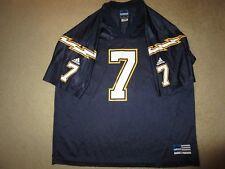 Doug Flutie #7 San Diego Chargers NFL adidas Jersey XL