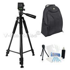"""Xit Pro 60"""" Tripod + Backpack for Canon EOS T4i T5i T3i  M SL1 60D 5D 6D 50D 7D"""