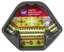 Christmas Ugly Sweater Non-Stick Cake Pan from Wilton 0062