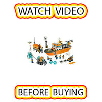 Lego Arctic Icebreaker Set [itm5] 60062 Town / City / Arctic