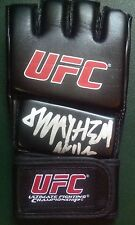 "Jason ""MAYHEM"" Miller signed glove VERY NICE! MMA UFC STRIKEFORCE"
