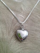 Cremation Jewellery Heart Pendant Urn Sympathy Bereavement Gift