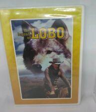 The Wonderful World of Disney THE LEGEND OF LOBO Southwestern Movie on DVD