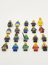 Lego Mini Figure Minifigure People Mixed Lot Parts & Pieces Z