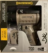 Browning High Noon Night Seeker Spotlight Combo/Waterproof/Coyote Tan -New