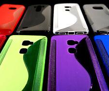 Handy Hülle Case Silikon für LG L5 L9 G2 G3 G4 G5 Cover Schutz