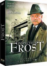 DVD SERIE TV INSPECTEUR FROST SAISON 2 VENTE EDITEUR