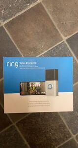 Ring Video Doorbell 3 - Brand New