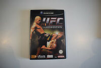 ufc throwdown nintendo gamecube game cube pal fr jeu en anglais