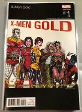 X-MEN GOLD #1  - Marvel Skottie Young variant