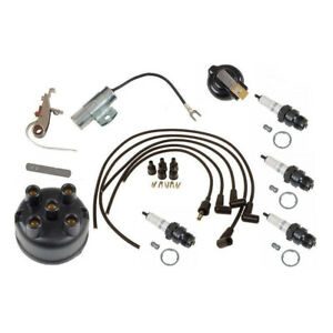 Complete Tune Up Kit Fits IH FARMALL Tractors with Horizontal Distributor 1
