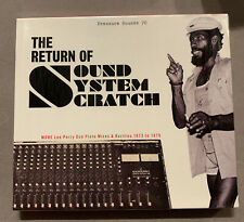 Lee Perry & The Upsetters Return of Sound System Scratch CD - NEW
