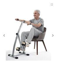 Cyclette Pedaliera Combinata per Riabilitazione Gambe E Braccia Fitness