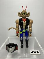 BIKER MICE FROM MARS - THROTTLE - ACTION FIGURE GALOOB 1993 - VINTAGE