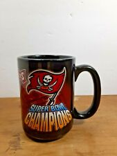 Coffee Mug Tampa Bay Buccaneers NFL Football Super Bowl Champions Bucs Cup